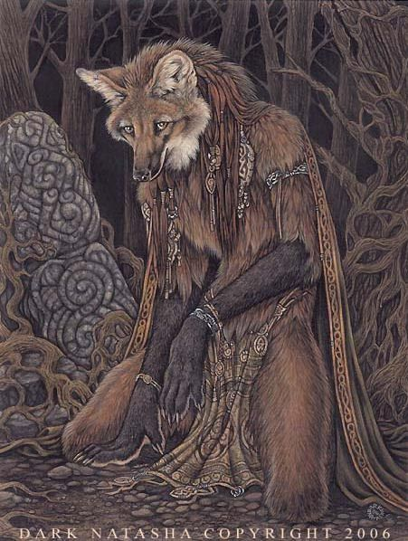 Maned Wolf, Earth magician