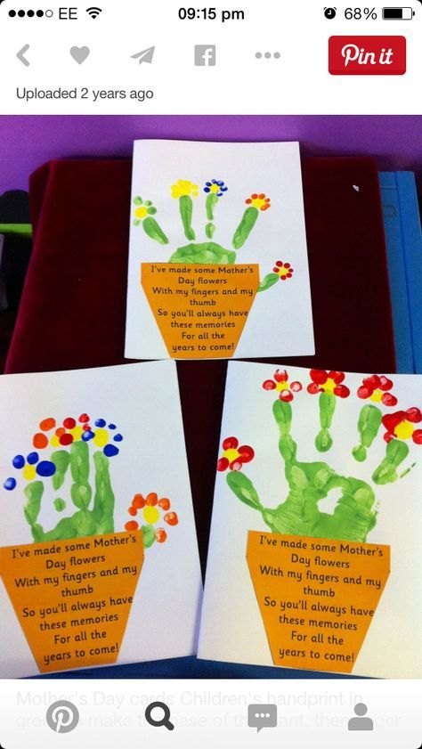 mother day craft ideas for 2 year olds s day poem and card gifts 8217