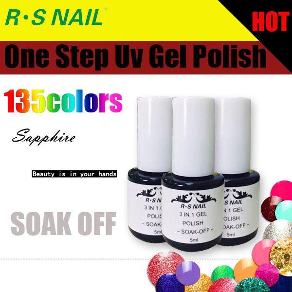 Купить товарRs ногтей Gel1Pcs 2015 RS NAIL135 одного шага 3 в 1 уф гель выдерживает цвет новые прибытия уф гель польский профессиональный лак для ногтей бай в категории Наращивание ногтейна AliExpress.                Если вы выбираете цвет-это неправильно или носок, мы вышлем вам radomn.
