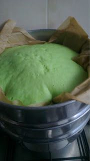Maybe it is a Febie: recept: Roti Kukus (Indonesische gestoomde cake) // steamed cake! Yummie