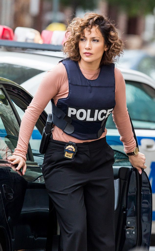 Jennifer Lopez from The Big Picture: Today's Hot Pics  The Shades of Blue star is giving Mariska Hargitay some competition for Hottest Onscreen Cop.