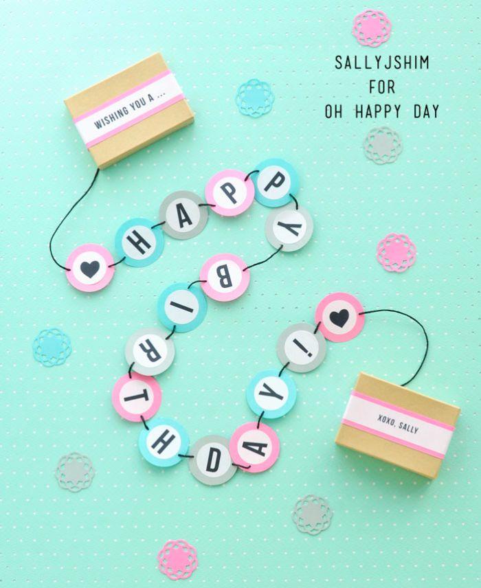 Best 25 Happy Birthday In Japanese Ideas On Pinterest: 25+ Best Ideas About Happy Birthday Banners On Pinterest