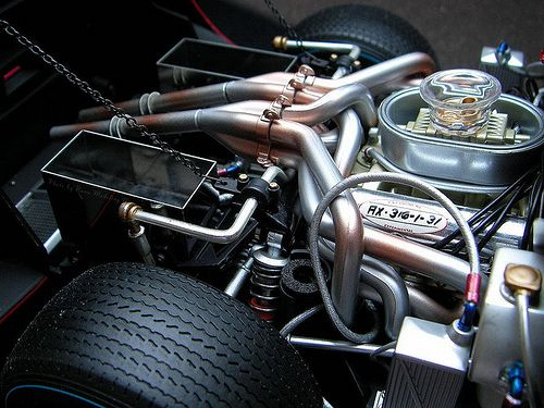 66 ford gt 40 mkii 3 motor engine