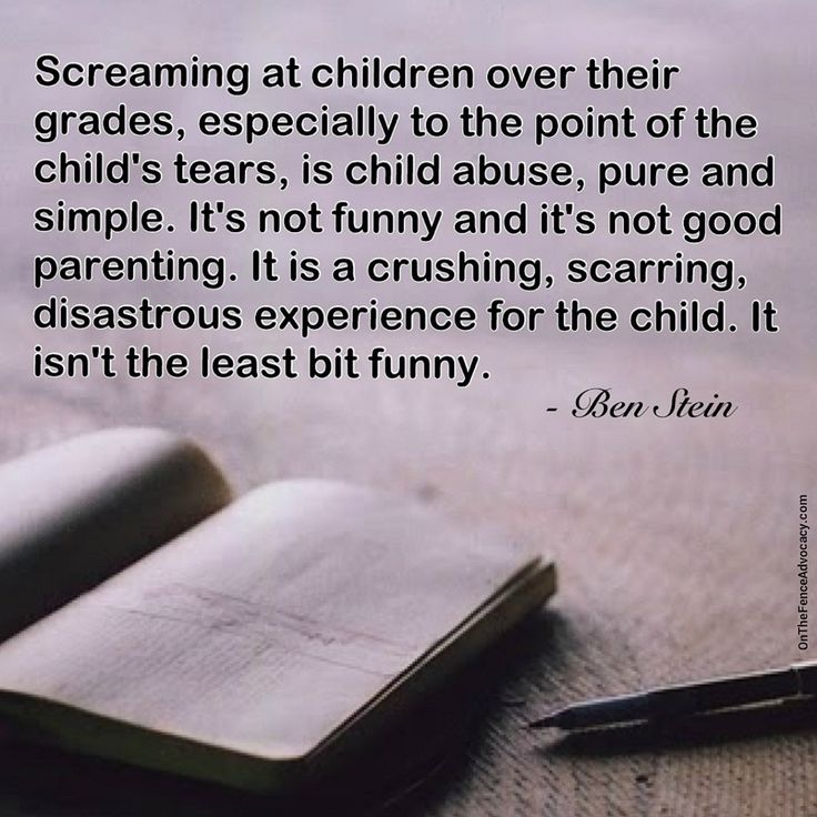 Ben Stein Exactly why I'm not too worried that my kids are not honor roll students, but that they tried their very best!!