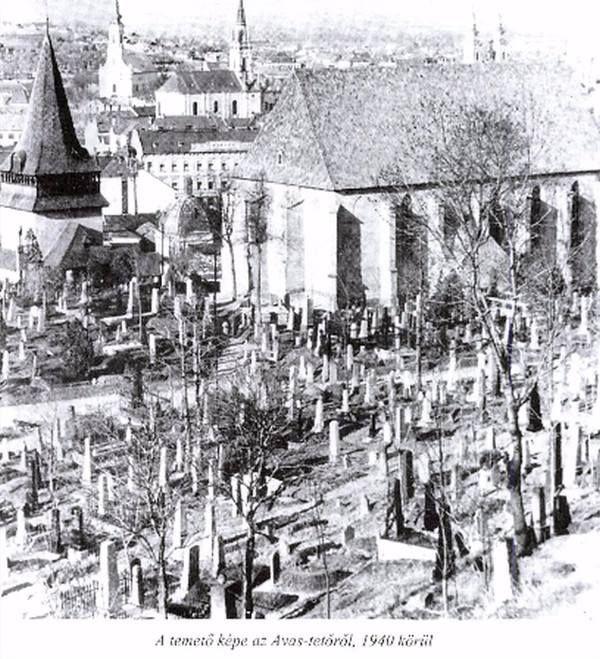 Avasi temető
