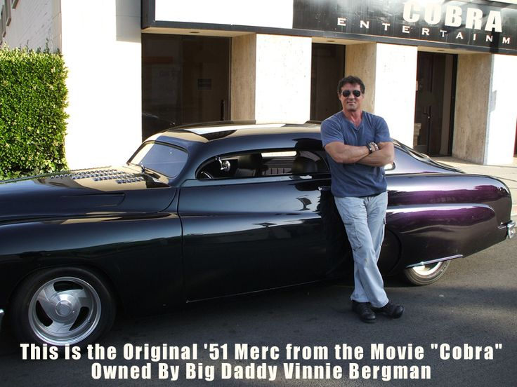 "Cobra Movie Car: Stallone Action Flick ""Cobra"". Loved That Car !!!"