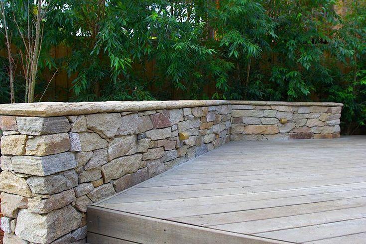 Retaining Wall Design Ideas - Retaining Walls - Garden Walling - Art in Green - Australia | hipages.com.au