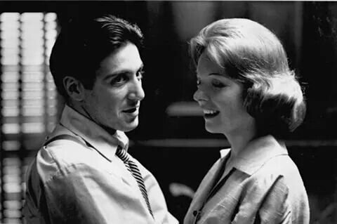 Al Pacino and Diane Keaton