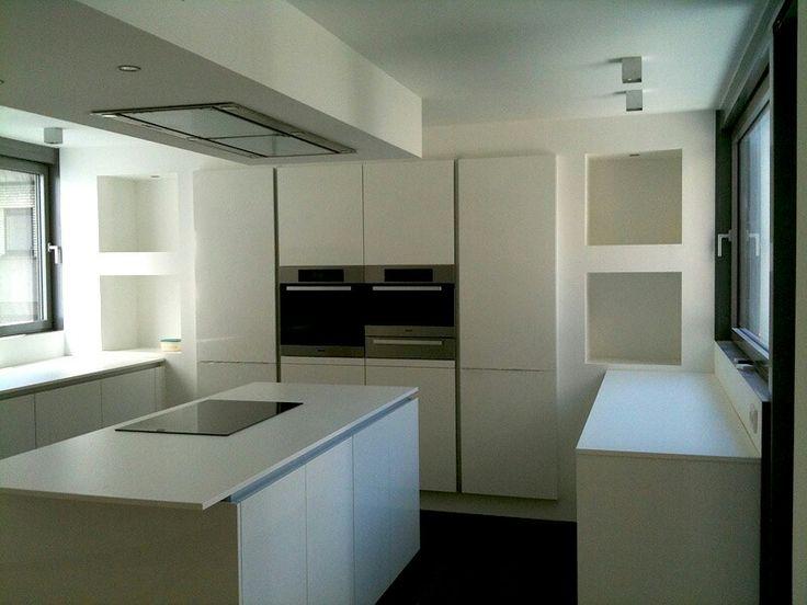 29 besten k che bilder auf pinterest wohnideen k chenstauraum und moderne k chen. Black Bedroom Furniture Sets. Home Design Ideas