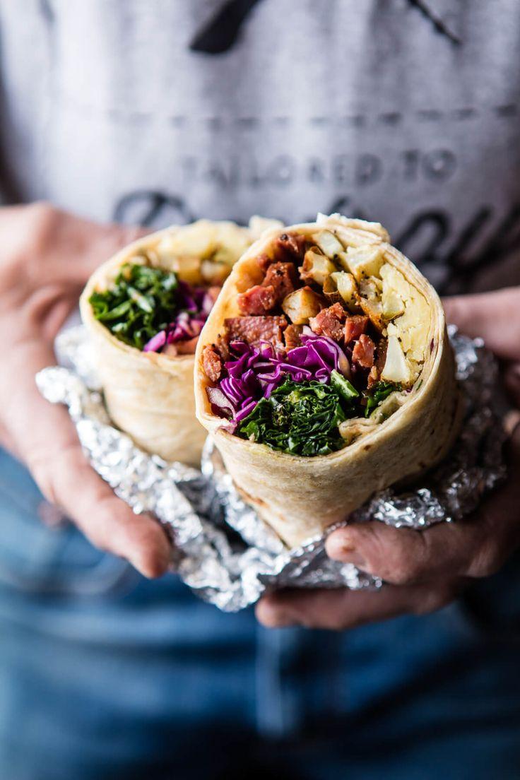 Irishman's Beef Brisket Burrito | halfbakedharvest.com @hbharvest