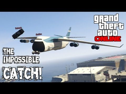 Insane stunt in GTA Online!