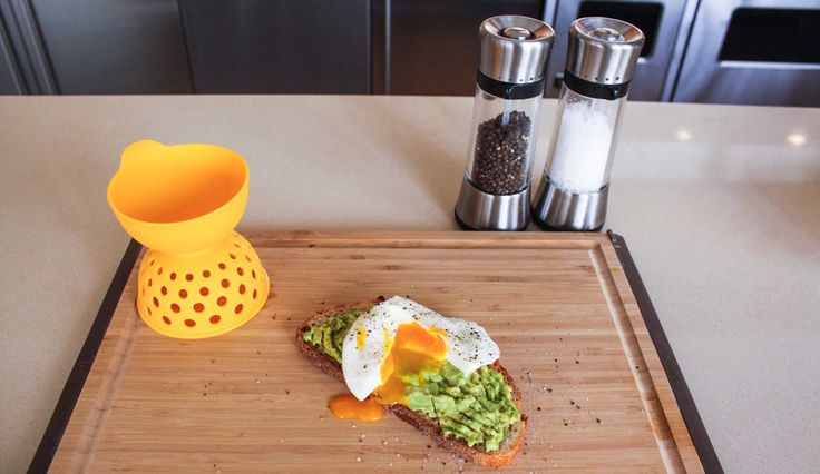 Poached Eggs Just got Easier: Behind the Design of the Silicone Egg Poacher