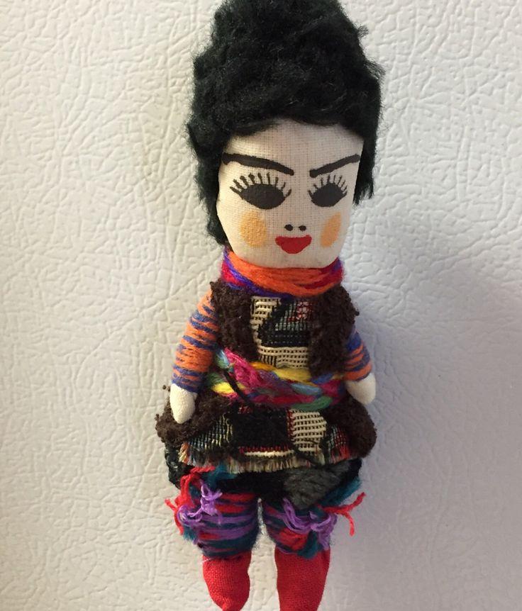 Hand-crafted miniature doll, Handmade Armenian dolls, handcrafted Armenian men, armenian folklore dolls, refrigerator doll with magnet by HandmadeByLara on Etsy https://www.etsy.com/listing/461633600/hand-crafted-miniature-doll-handmade