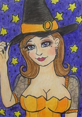 cool aceo art Oct. 11, 2013