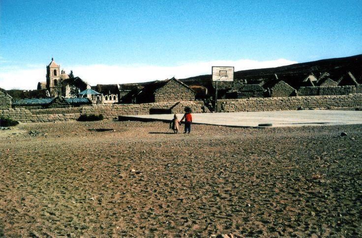 al di là il Salar de Uyuni