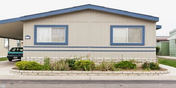 Exterior Mobile Home Colors