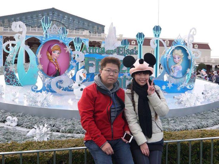 Anna & Elsa's Frozen fantasy