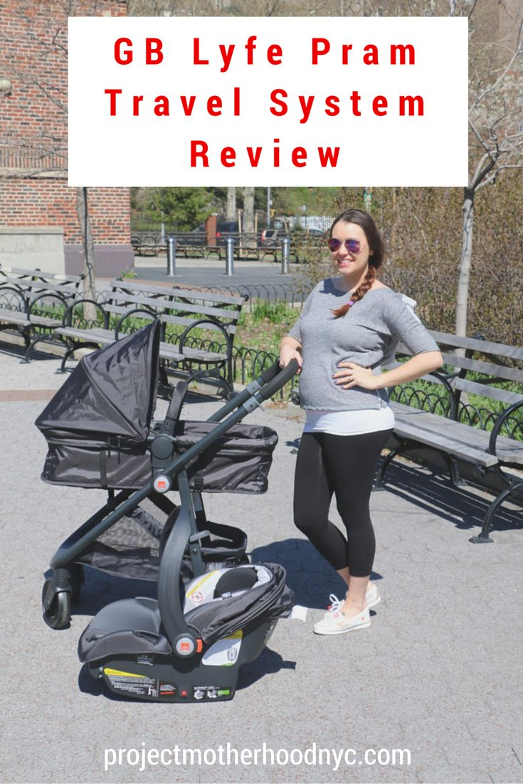 Parenting Tips: Check out my review of the @gbchildusa Lyfe Pram Travel System!