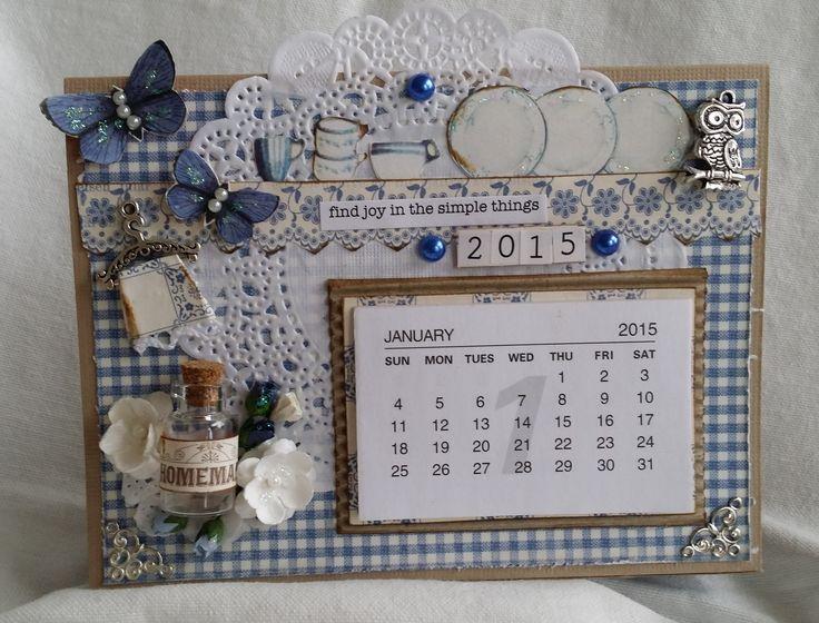 Bordkalender
