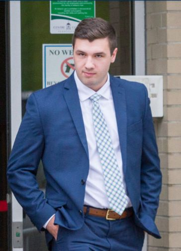 Pt. 3/18: Former Penn State University Beta Theta Pi chapter assist. pledge master Daniel Casey, 19, was charged in May 2017 with at least 350 counts in connection to pledge Timothy Piazza's hazing death.