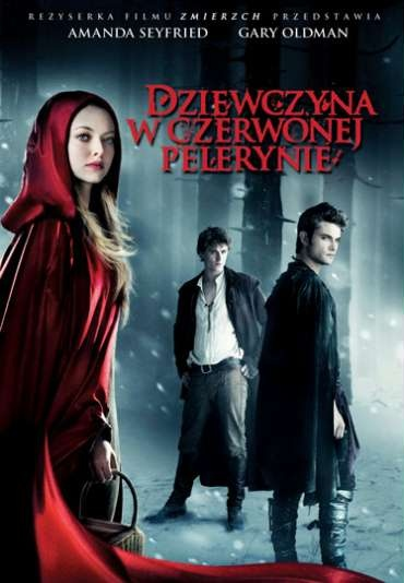 Dziewczyna w czerwonej pelerynie (2011)