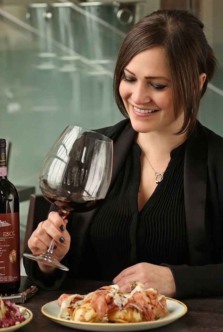 Massive Wine Glasses!