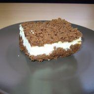 Fotografie receptu: Strouhaný koláč s tvarohem