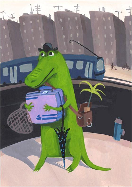 39 best crocodile images on pinterest crocodile alligators and jenny kroik crocodile in the thecheapjerseys Gallery