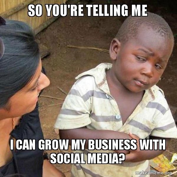 The Importance Of Social Media Is Well Known But With How Quickly Trends Come And Go It Can Be A Challenge To L In 2020 Funny Halloween Memes Black Friday Memes Jokes