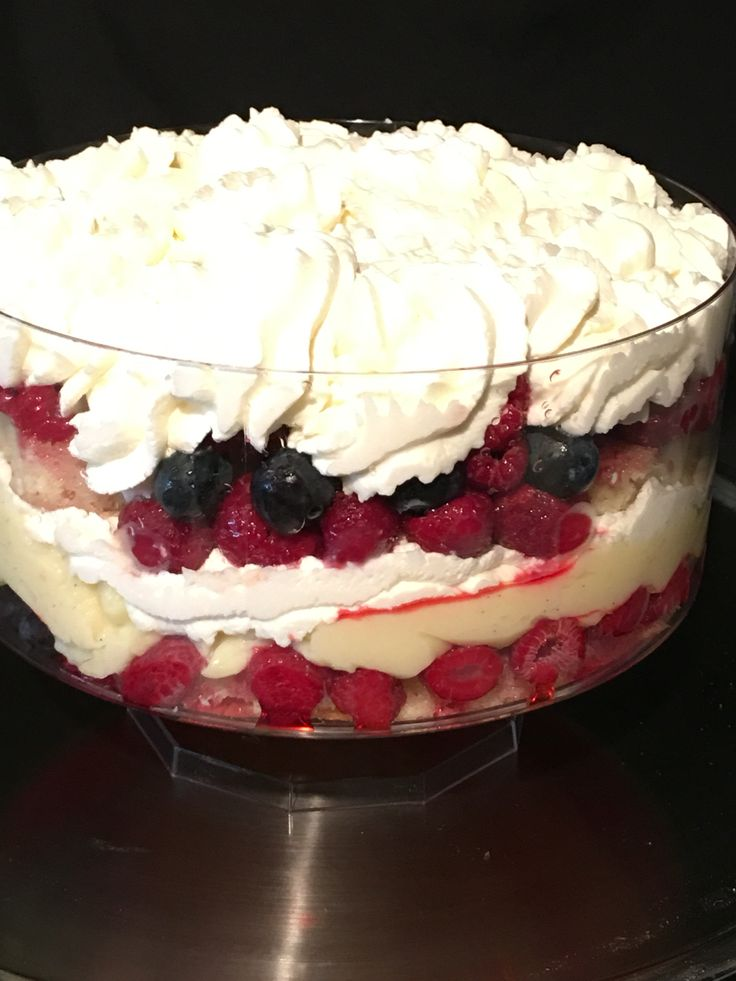 English Trifle.