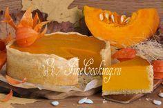 Американский тыквенный пирог (Pumpkin pie) - рецепт с фото