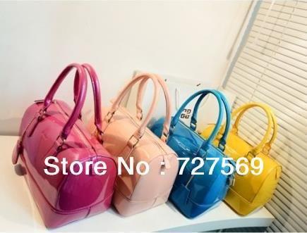 2013 Candy color  Women's  Shoulder Bag Messenger Bags Handbag Clutch Tote Bags free shipping ! € 27,00