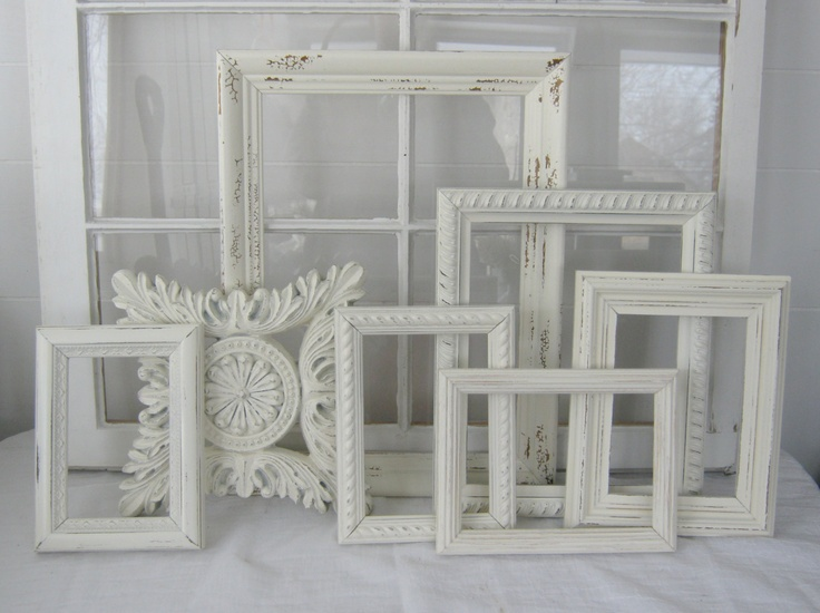 277 best Shabby frames images on Pinterest | Home ideas, Picture ...
