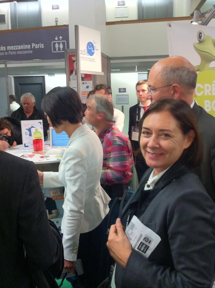 18 best 10 octobre 2012 la 1 re journ e nationale des femmes entrepreneures images on - Salon des micro entreprise ...