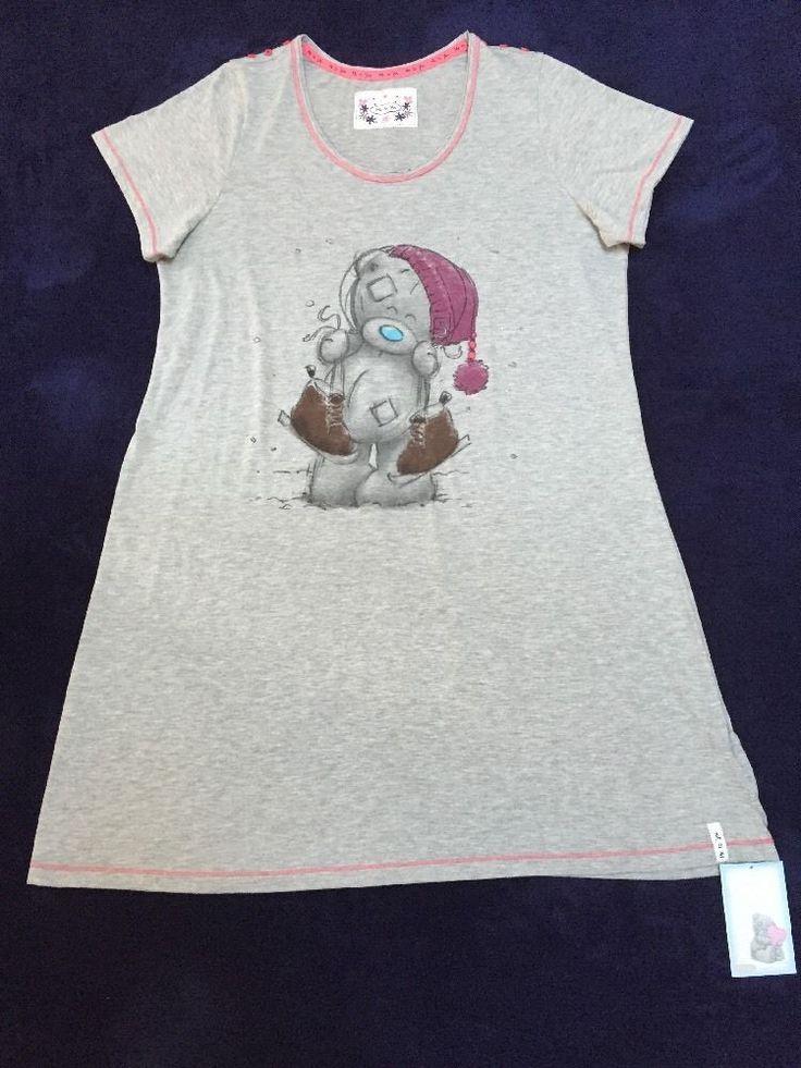 M&S Me To You TATTY TEDDY Sleep Wear UK16 EU44 BNWT LUXURY Feel