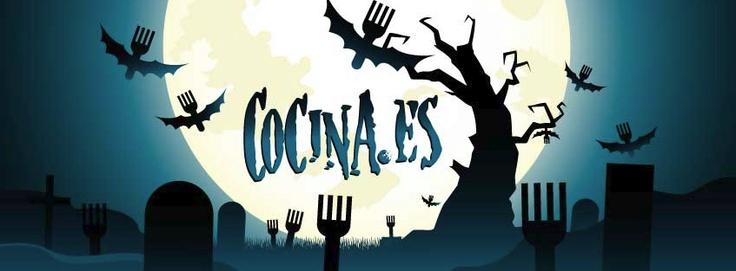 Descarga gratis el PDF de recetas de Halloween >> http://www.recetascomidas.com/recetas-halloween