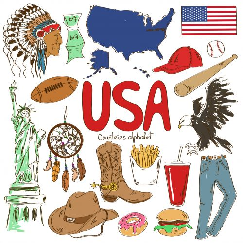 25 best ideas about united states map on pinterest usa for Art and appetite american painting culture and cuisine