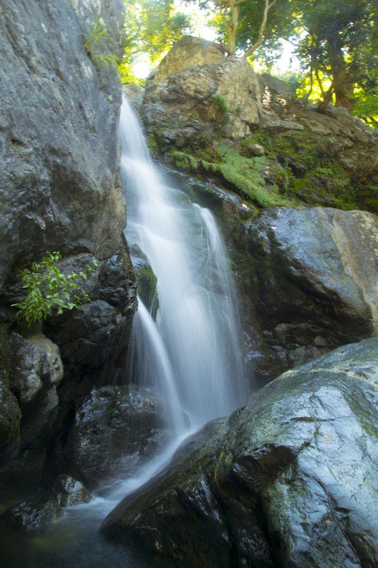 Waterfall at Samothraki / Greece