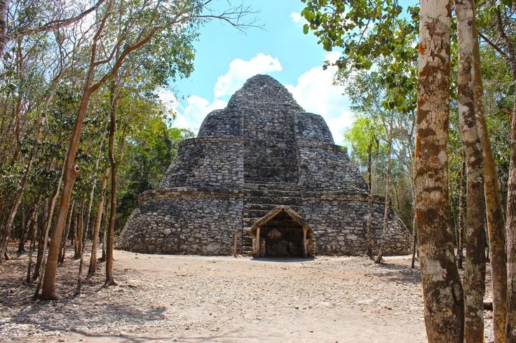 Mayan ruins, Coba, Mexico - Photo by Aimee Kasten