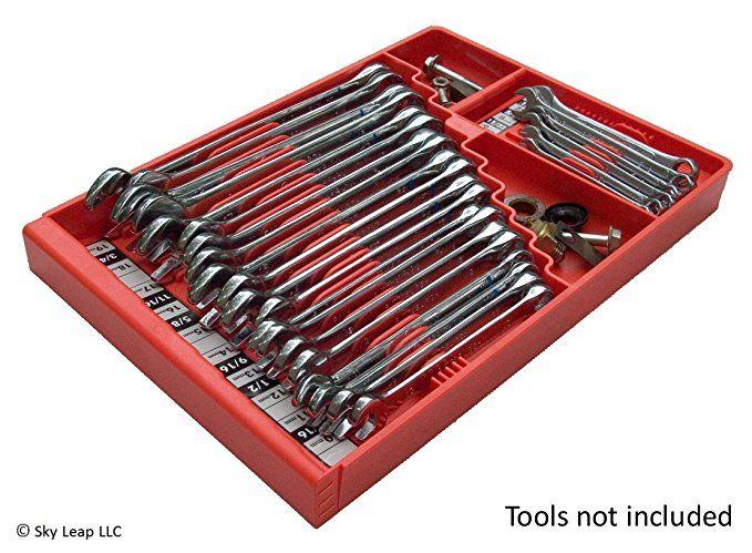 Tool Sorter Wrench Organizer Red Wrench Organizer Socket