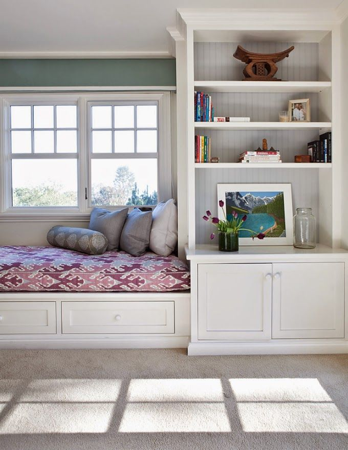 window seat | Jackson Paige Interiors