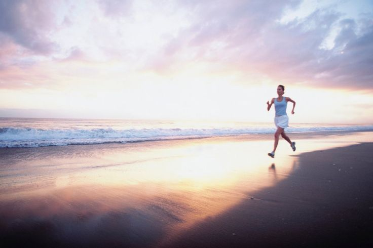 The Challenges of Beach Running - NYTimes.com