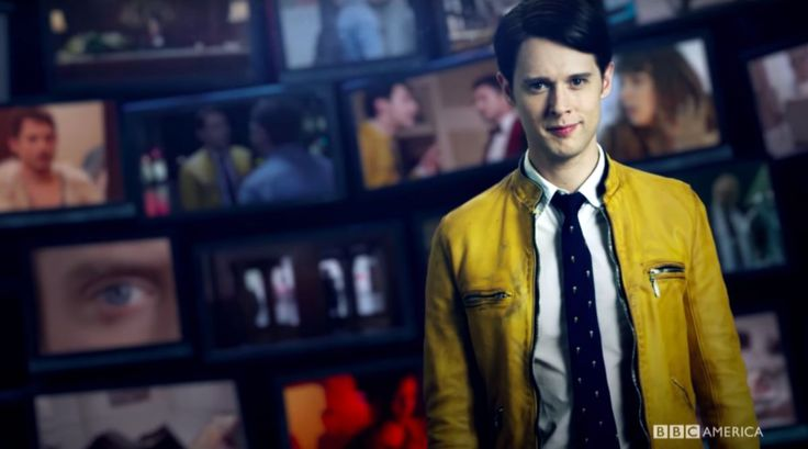 Dirk Gently's Holistic Detective Agency is a super-quirky Sherlock in first SDCC trailer | Blastr