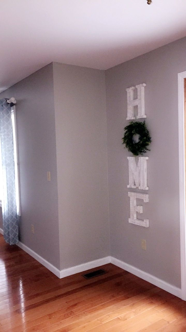 Large Wooden Letters Home Decor Farmhouse Style Decorating HOME With Wreaths Foyer Front Entrance