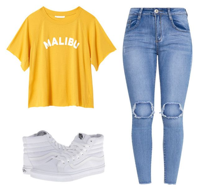 """""""Untitled #7"""" by torimiller-ii on Polyvore featuring Vans"""
