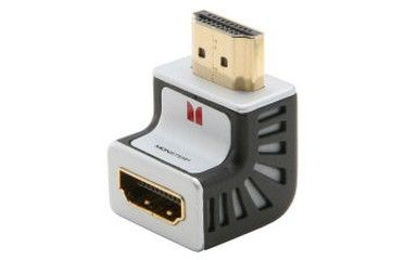Monster Advanced HDMI 1080p 90 Degree Adapter