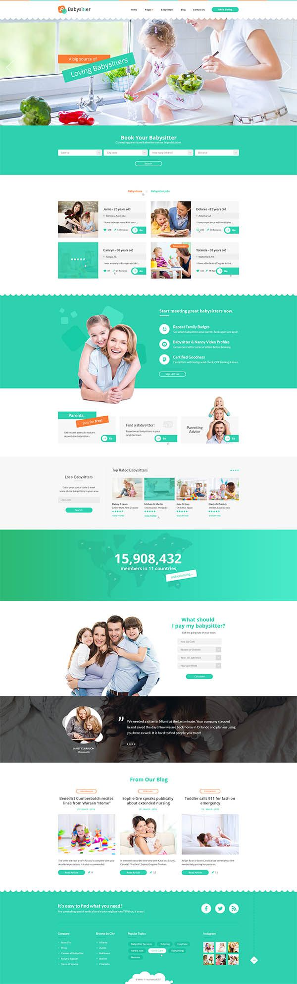 52 best HTML5 Templates images on Pinterest