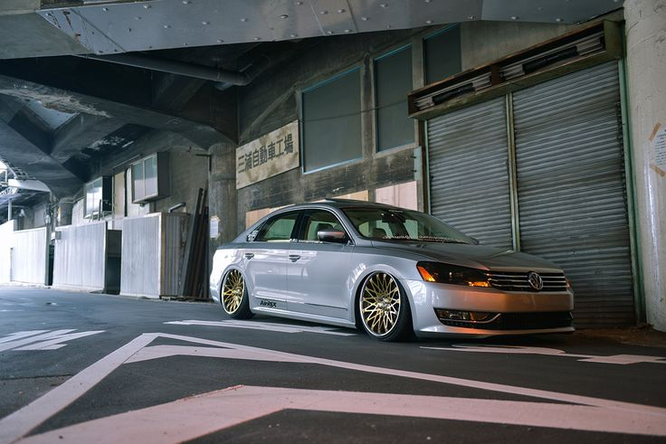 AirREX UK releases VW Passat B7 Air Suspension Kit - VW Tuning Mag