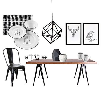 """""""Monometric"""" Go to www.situationstyle.com.au for product details and suppliers"""