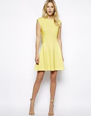Image 4 of Ted Baker - Scuba Dress
